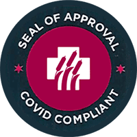 Seal of Approval COVID Compliant